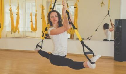 TRX e Yoga: la nuova frontiera della pratica