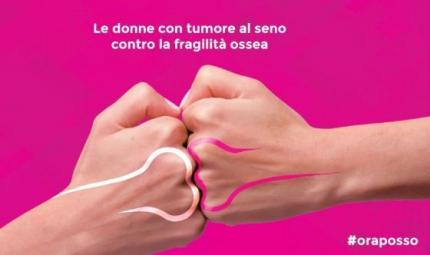 Francesca Schiavone testimonial per Ora pOSSO