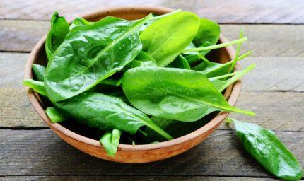 Le verdure a foglia