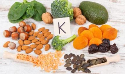 Vitamina K: caratteristiche e benefici