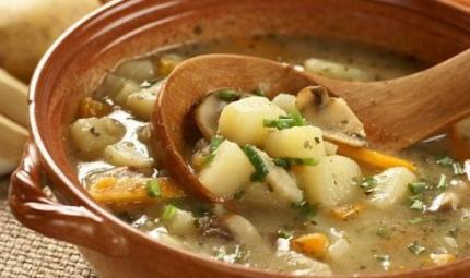 W la zuppa!