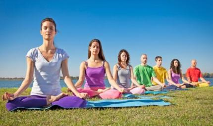 Conto alla rovescia per l'International Day of Yoga