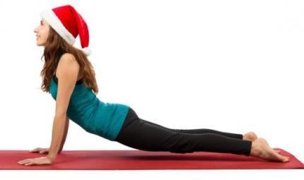 Perché iniziare a praticare yoga durante le feste