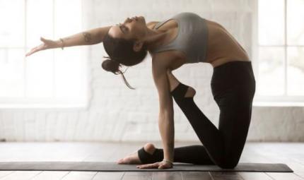 Come progredire nella pratica yoga?