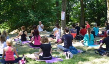 Free Yoga Festival: due giorni all'insegna del benessere