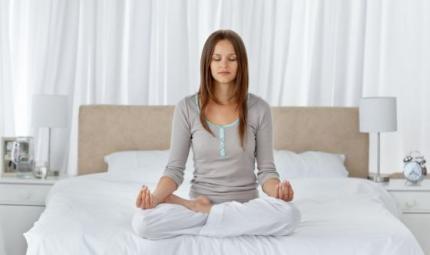 Lo yoga al risveglio