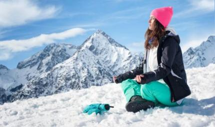 Il Frozen Yoga, la pratica a temperature rigide