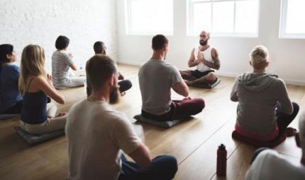 Lo yoga come aiuto per il tumore al polmone