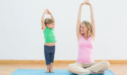 Lo yoga e i bambini: divertimento e consapevolezza