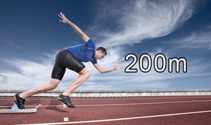 Corsa - 200 m