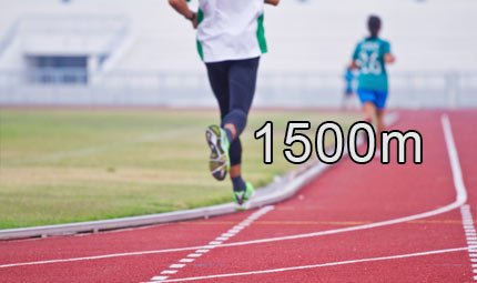 Corsa - 1500 m