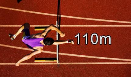 Corsa - 110 m ostacoli