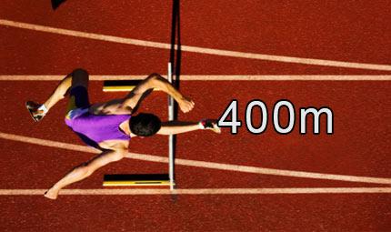 Corsa - 400 m ostacoli