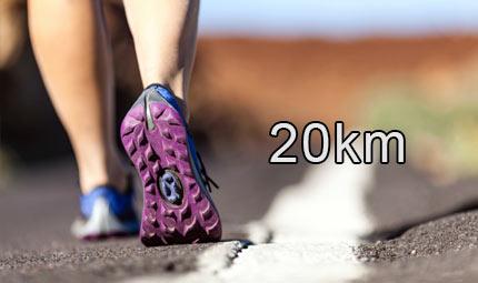 Marcia - 20 km