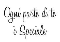 Ogni parte di te è speciale