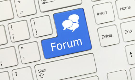 Parlane nel forum