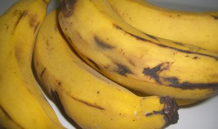 La dieta della banana mattutina