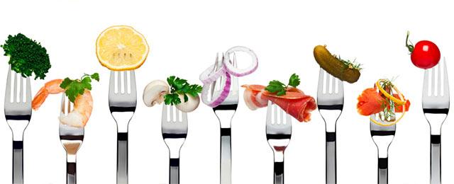 La dieta in pratica