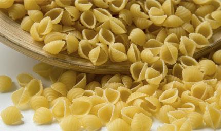 La dieta della pasta