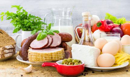 Calorie e proprietà degli alimenti