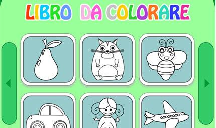 Il libro da colorare