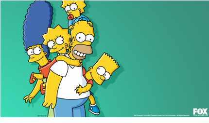 A dieta con i Simpson