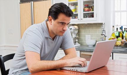 Test della dipendenza da Internet