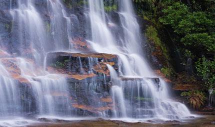 L'origine delle acque minerali