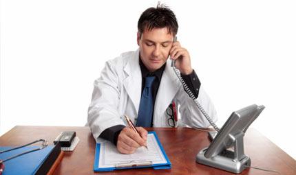 Consulenza telefonica sull'AIDS