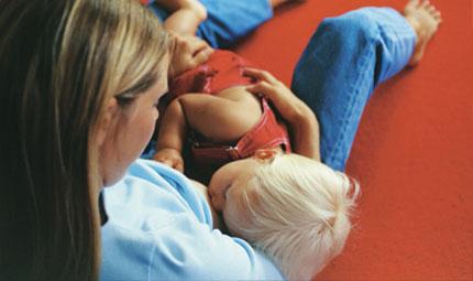 Perché allattare al seno