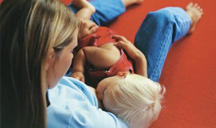 Primi giorni con il bebè: consigli utili