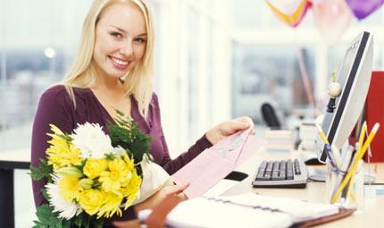 Se l'amore sboccia in ufficio