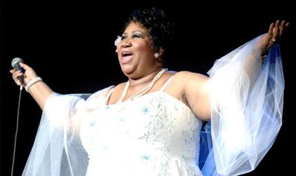 Tumore al pancreas per Aretha Franklin
