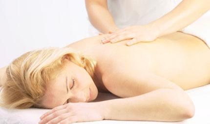 Relax con l'aroma-massaggio