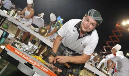 Italiani: barbecue, che passione!