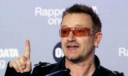 Bono operato d'urgenza alla schiena