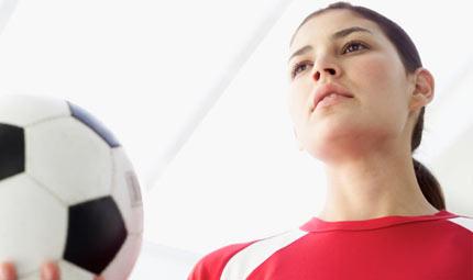 Calcio: donne, allenare i muscoli chiave