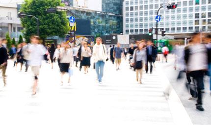 Una città per camminare