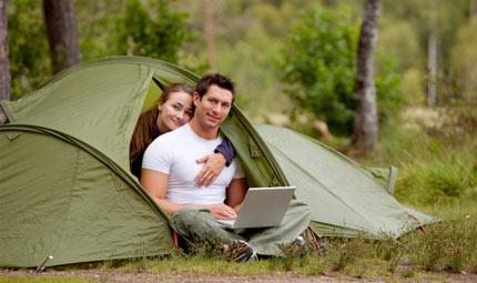 Vacanze in natura? Campeggio!