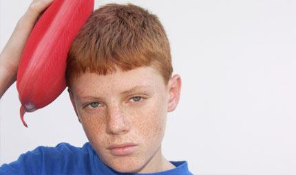 Traumi: recupero lento in adolescenza