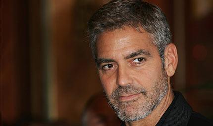 Clooney: dal Sudan con la malaria