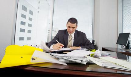 Over 40: troppo lavoro? Cuore a rischio