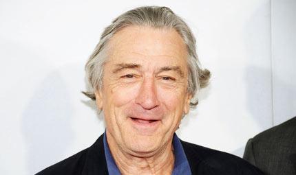 De Niro batte il tumore alla prostata