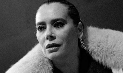 Barbara De Rossi: che cinquantenne!