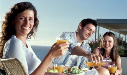 Estate a tavola: 7 errori da evitare