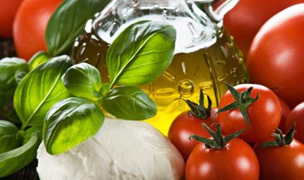 La dieta mediterranea per prevenire la sindrome metabolica