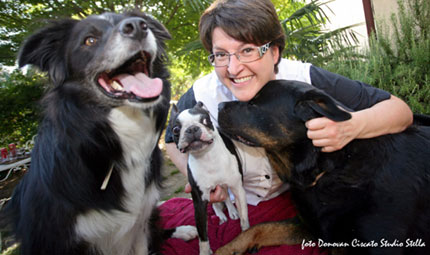 Dog massage: un nuovo modo per comunicare con fido