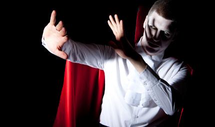 La rara malattia del conte Dracula