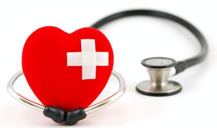 Un attrezzo per i cardiopatici