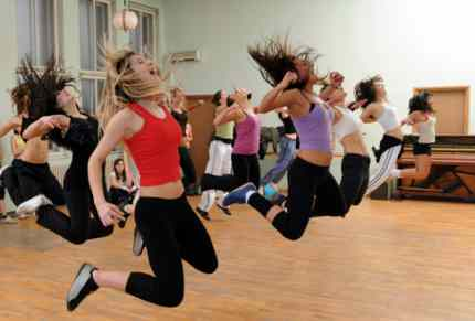 Al via il Festival del fitness e del benessere